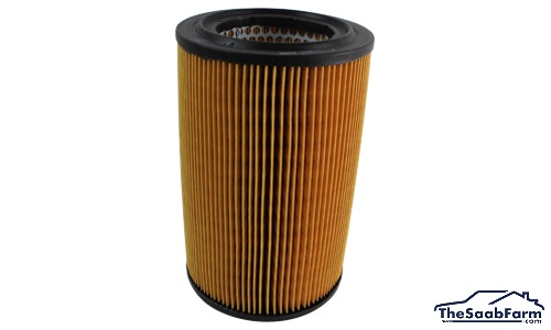 Luchtfilter Saab 900 -93 B202 Bosch Systeem, Mahle