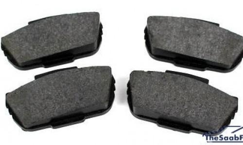 Remblokken (set) Voorzijde Saab 95, 96, Sonett V4 67-