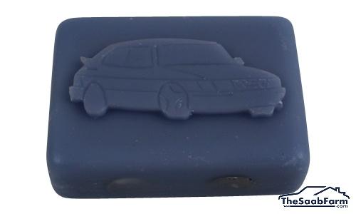 Saab 900 Kaars Blauw