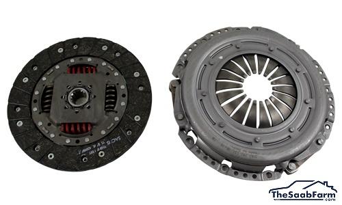 Koppelingsset Saab 9-5 -10 B205E / B235E / BioPower, Origineel