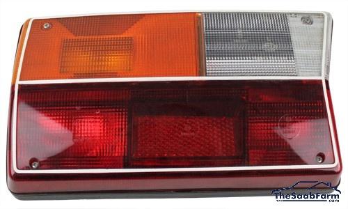Achterlicht Links Witte Bies Saab 99 77-81, Origineel