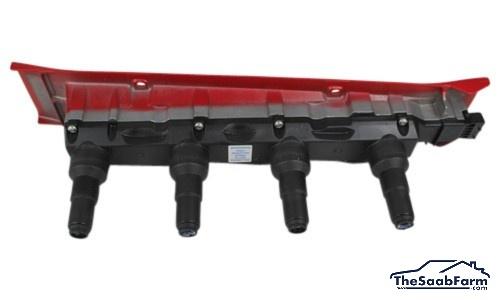 DI Cassette Rood, Ontsteking Saab 9000, 900 94-, 9-3 -00 2.0, Origineel