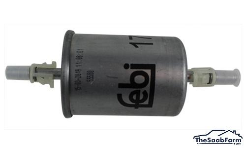 Brandstoffilter Saab 9-5 05-, 9-3 04- 4 / 6 Cil, Febi Bilstein
