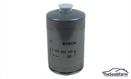 Brandstoffilter Saab 900 87-, 9000 85-, 900 94-, 9-3 -03, 9-5 -05, Bosch