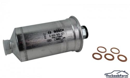 Brandstoffilter Saab 99 B20, 900 86-87 B201, Bosch