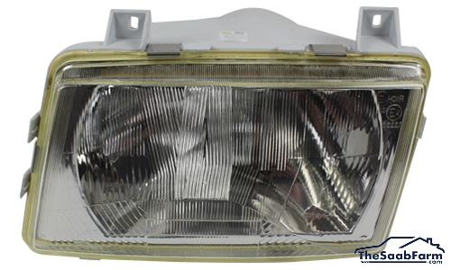 Koplamp Links Saab 9000 CC 85-90, Origineel