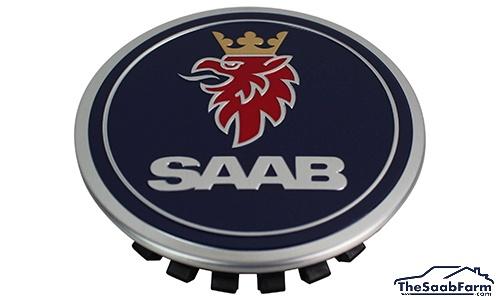 Wielnaafkap voor Aluminium Velg Saab 9-5 10-, 9-4X 10-, Origineel