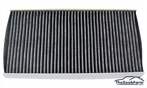 Interieurfilter Carbon, Saab 9-3 03-