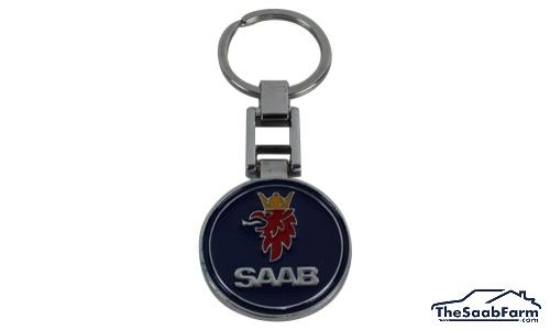 Sleutelhanger 'Saab'