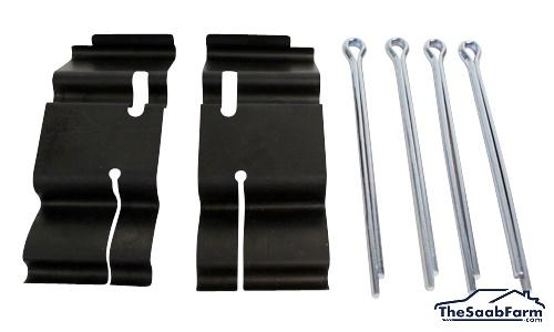 Montage kit, Remblokken Voorzijde Saab 95, 96, Sonett 67-