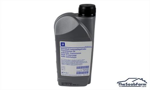 Versnellingsbakolie, 5-Traps Automaat, 1 liter, Saab 9-5 04-, 9-3 04-, Origineel