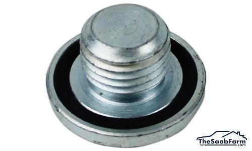 Olie Aftapplug Saab 9-3 -03, 9-5 02-05, 9-3 03-, 9-5 10- TiD