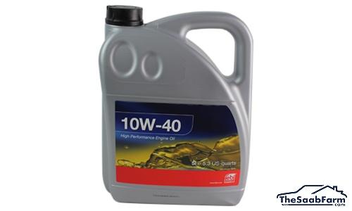 Motorolie Half Synthetisch 10W40 5 liter, Febi Bilstein