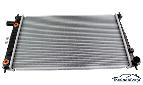 Radiateur Saab 9-5 02-10 B205 / B235 Automaat, Nissens