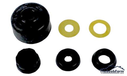 Reparatieset, Koppeling Hoofdclilinder Saab 95, 96 69-, 99, 90, 900 -93, 9000 -89