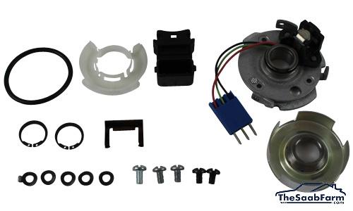 Reparatieset, Stroomverdeler Lucas Systeem Saab 900 84-93