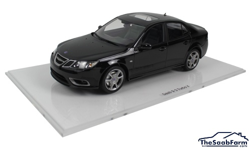 Saab 9-3 Turbo X 2008 DNA Collectibles 1:18