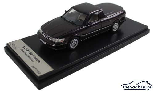 Saab 900 NG Turbo PickUp SaabiAnti 1:43