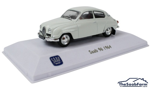 Saab 96 1964, Saab Car Museum Collection 1:43