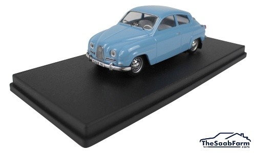 Saab 96 1962 LHD, The Nordic Collection 1:43