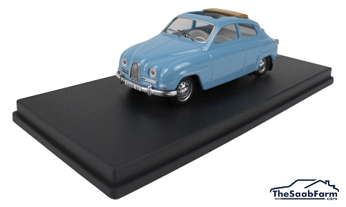 Saab 96 1961, The Nordic Collection 1:43