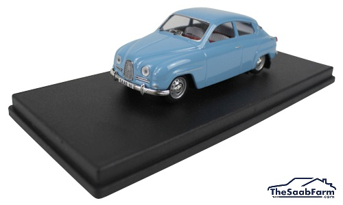 Saab 96 1962 RHD, The Nordic Collection 1:43