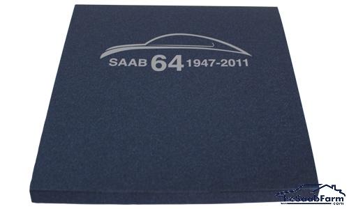 Boek Saab 64 1947-2011 Luxe Editie