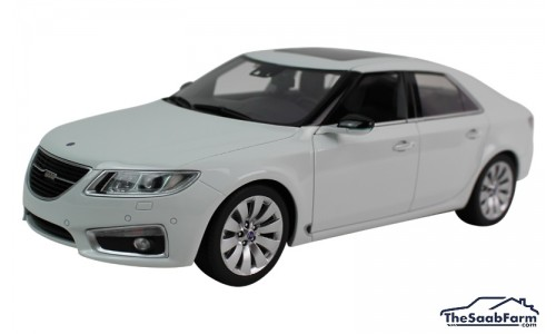 Saab 9-5 Aero 2011 DNA Collectibles 1:18