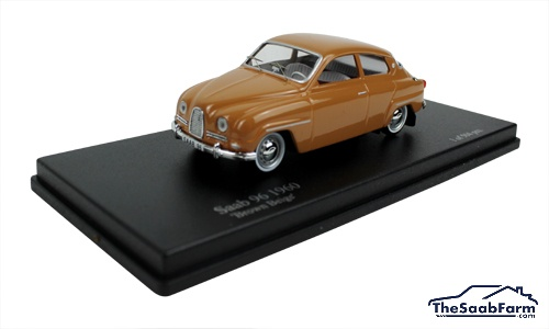 Saab 96 1960, The Nordic Collection 1:43
