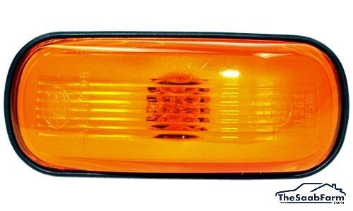 Zijknipperlicht Oranje Saab 900 -93, 9000 -98, 900 94-, 9-3 -03, 9-5 -05