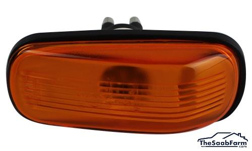 Zijknipperlicht Oranje Saab 900 -93, 9000 -98, 900 94-, 9-3 -03, 9-5 -05, Origineel