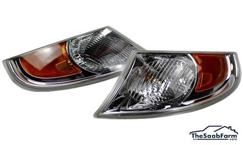 Knipperlichten (set) USA Saab 9-5 02-05